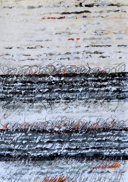 SOUND-OF-SILENCE-22-Technique-mixte-avec-monotype-par-estampage-peinture-et-crayon-sur-papier-Hannemulhe-55x40-320-euros-