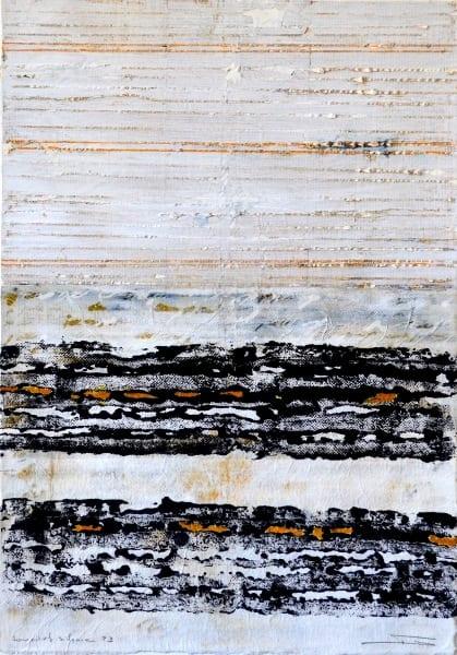 SOUND-OF-SILENCE-23-technique-mixte-avec-monotype-par-estampage-peinture-et-crayon-sur-papier-Hannemulhe-55x40-320-euros