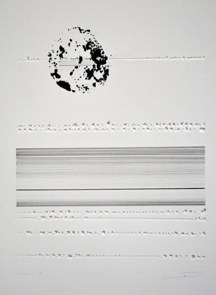 913 versus-201-Monotype-par-estampage-et-crayon-sur-papier-BFK-50x40