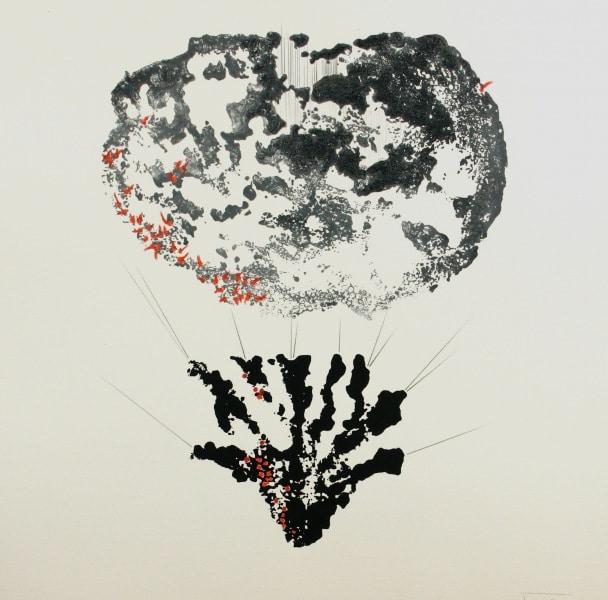 La-fatale-géométrie-du-Loup-monotype-par-impression-sur-papier-BFK-40X40-2013